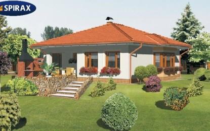 Úsporné domy s firmou Spirax s.r.o.