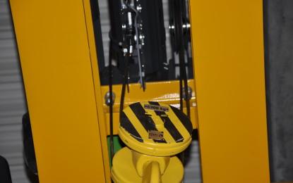 Servis jeřábů Adamec Crane Systems