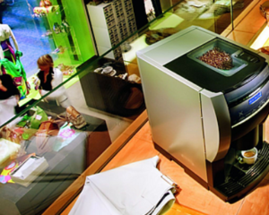 Nápojové automaty – káva či čaj?