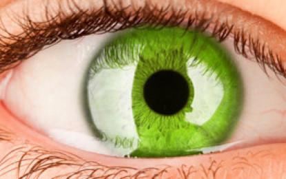Oční jóga pro unavené a namáhané oči
