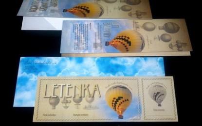 Let balonem – vzhůru do oblak