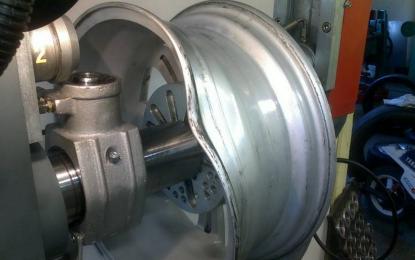 Opravy alu disků jsou výhodnější než nákup nových