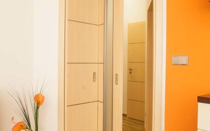 Bílé dveře Praha jsou srdcem domácnosti