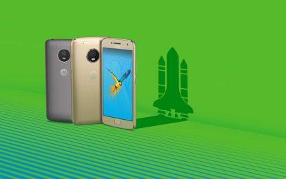 Lenovo představuje prémiové smartphony Moto G5 a G5 Plus