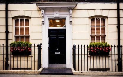 Protipožární dveře jsou bezpečné a perfektně izolované