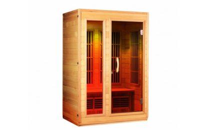 Infrasauny i finské sauny nabízejí potěšení i při domácím použití