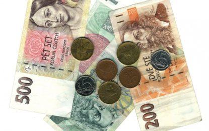 Kurzovní lístek směnárny, která nabízí ty nejvýhodnější kurzy