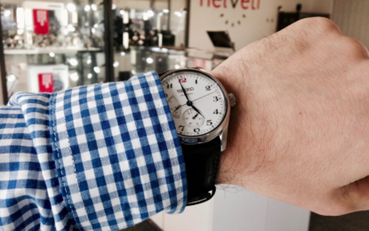 Víte, jaké byly hodinky minulého měsíce?
