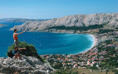 Kempy Chorvatsko si užívám jak s rodinou, tak s kamarádkami