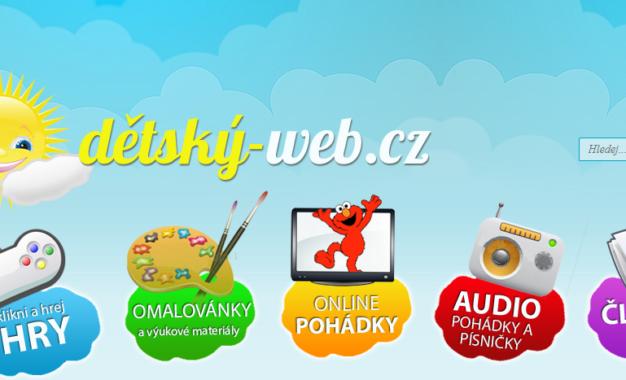 Kategorie oblíbených dětských her online