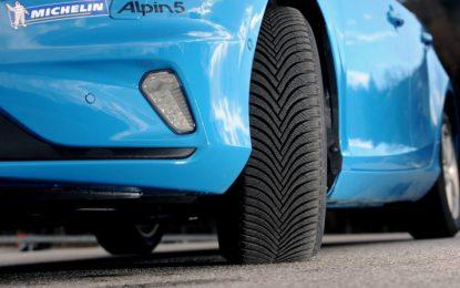 Přehled nejlepších prémiových pneumatik na zimu 2018