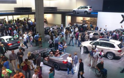 Jaké jsou nejznámější světové výstavy automobilů?