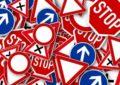 Znáte všechny druhy dopravního značení?